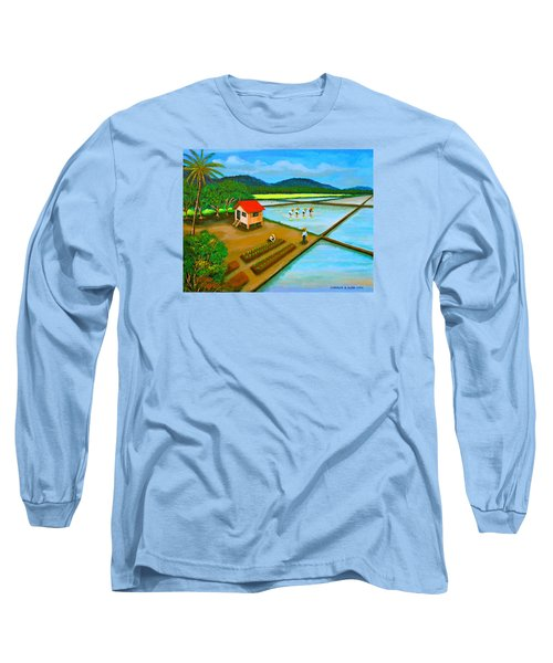 Planting Season Long Sleeve T-Shirt