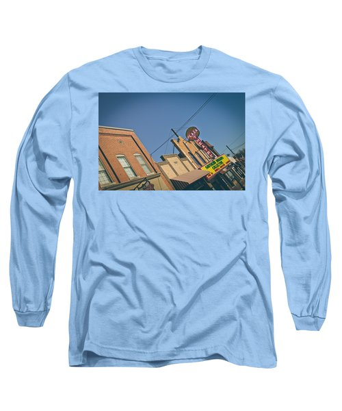 Plaza Theatre Long Sleeve T-Shirt