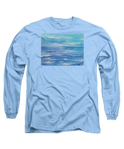 Pleasure 2 Long Sleeve T-Shirt by Teresa Wegrzyn