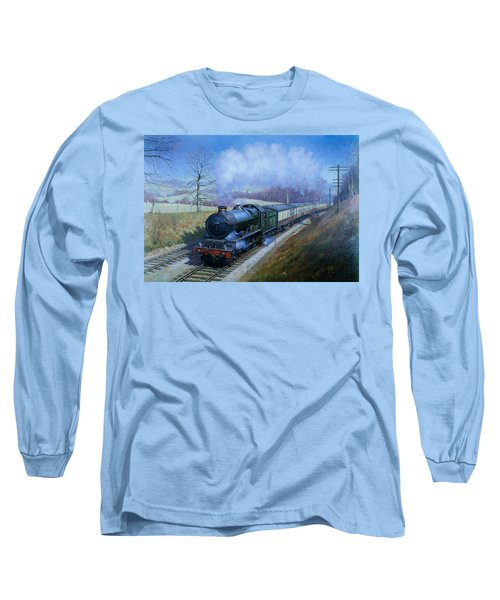 Plymouth Bound. Long Sleeve T-Shirt