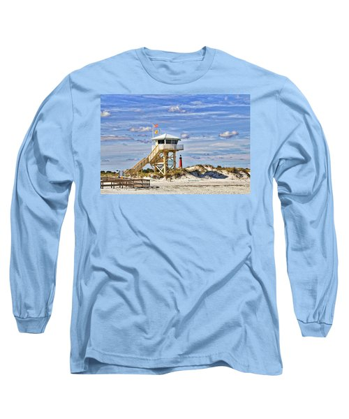 Ponce Inlet Scenic Long Sleeve T-Shirt