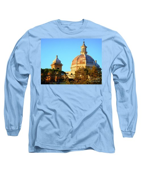 Ponte Milvio Roma Long Sleeve T-Shirt