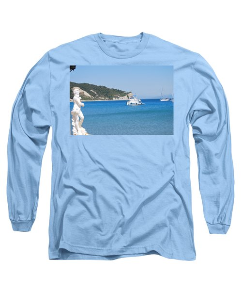 Poseidon 3 Long Sleeve T-Shirt