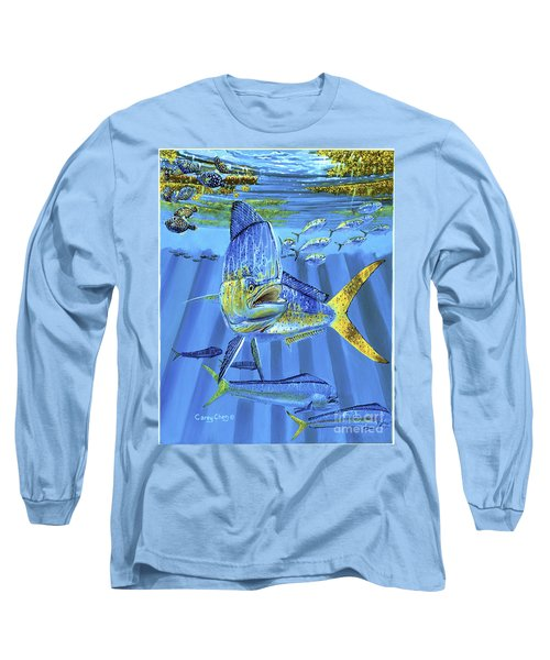Predator Off0067 Long Sleeve T-Shirt