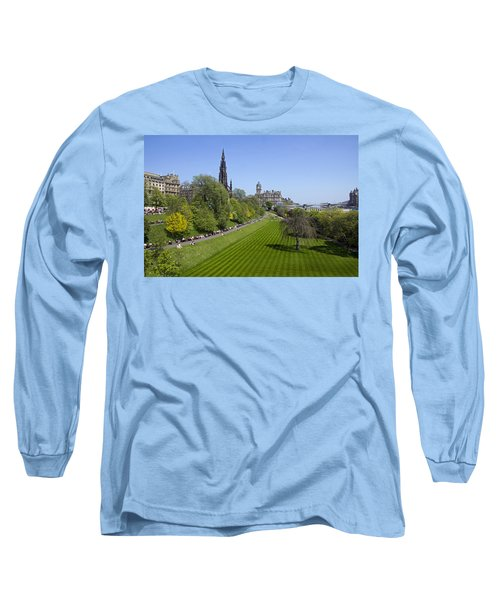 Princes Street Gardens Long Sleeve T-Shirt