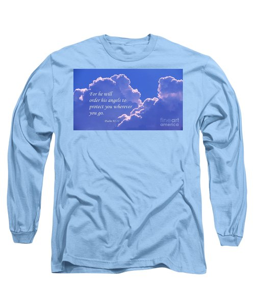 Promise Of Protection Long Sleeve T-Shirt