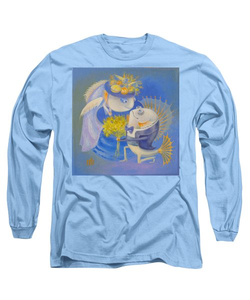 Proposal Long Sleeve T-Shirt