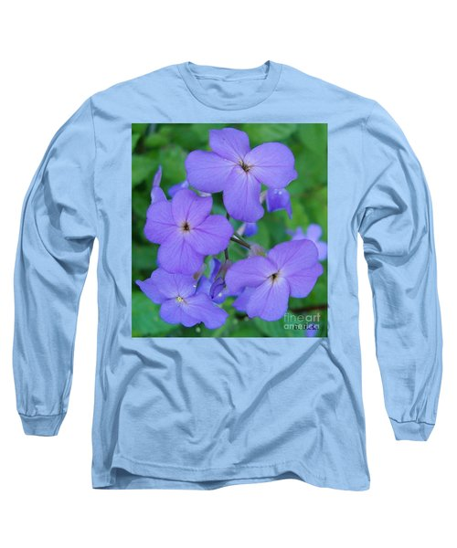 Long Sleeve T-Shirt featuring the photograph Purple Passion by Sara  Raber
