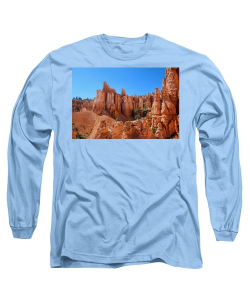Queens Garden Window Long Sleeve T-Shirt