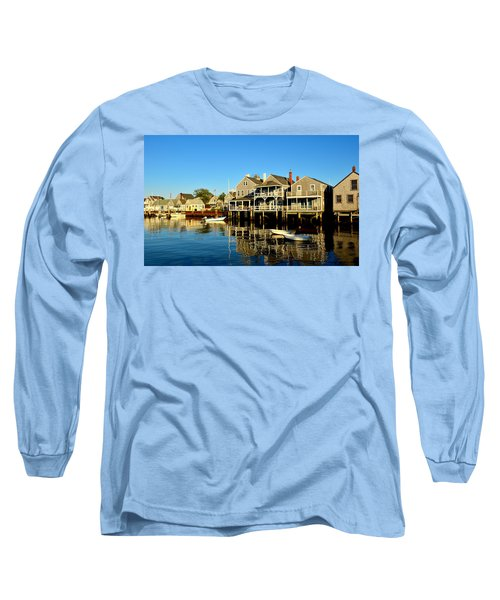 Quiet Harbor Long Sleeve T-Shirt
