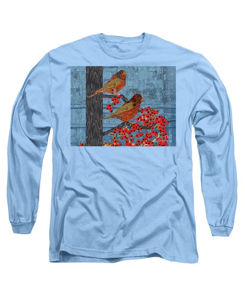 Sagebrush Sparrow Short Long Sleeve T-Shirt by Kim Prowse