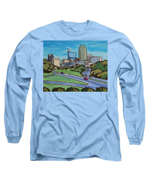 Raleigh Skyline 2 Long Sleeve T-Shirt