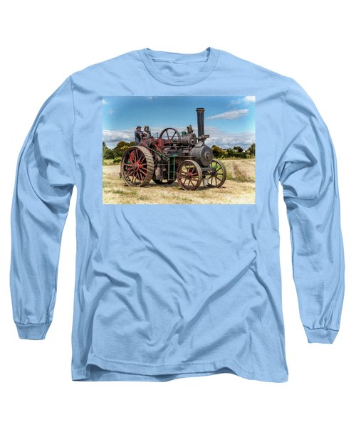 Ransomes Steam Engine Long Sleeve T-Shirt