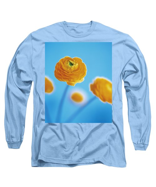 Long Sleeve T-Shirt featuring the photograph Ranunculus by Lana Enderle