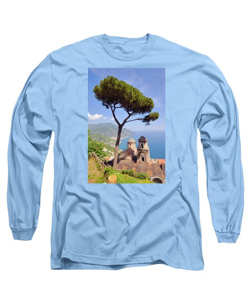 Ravello Pine Long Sleeve T-Shirt by Alan Toepfer