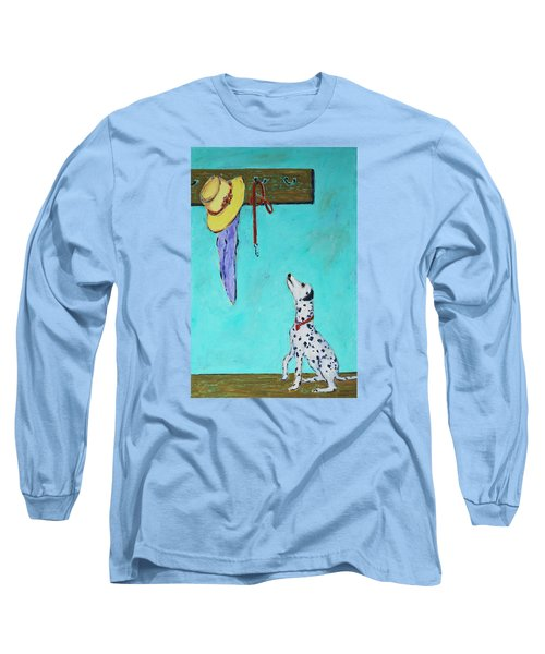 Ready To Go Out Long Sleeve T-Shirt