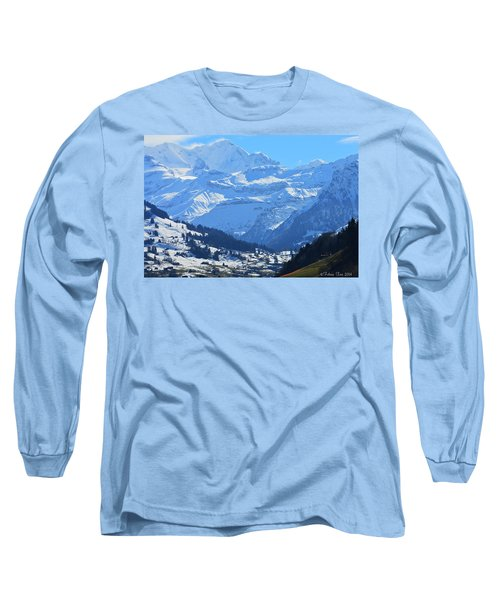 Realm Of Hope Long Sleeve T-Shirt