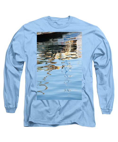 Reflections - White Long Sleeve T-Shirt