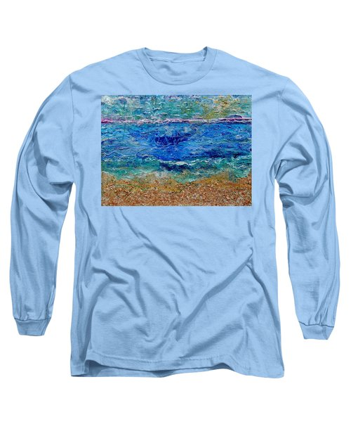 Rhapsody On The Sea  Long Sleeve T-Shirt