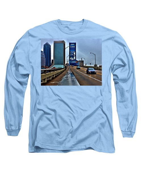 Ride The Rail Long Sleeve T-Shirt