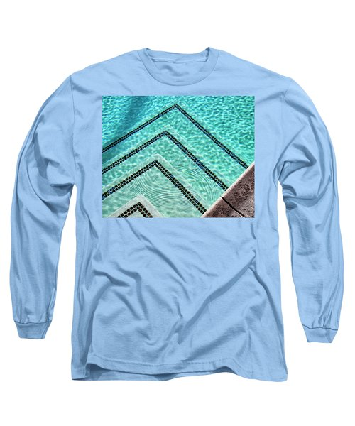 Ripple Effect Palm Springs Long Sleeve T-Shirt