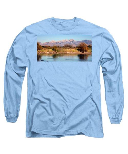 River View Mesilla Panorama Long Sleeve T-Shirt