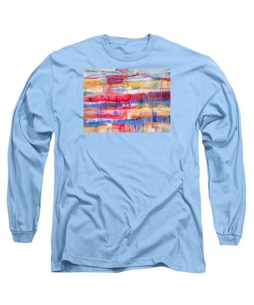 Road Trip Long Sleeve T-Shirt by Lynda Hoffman-Snodgrass