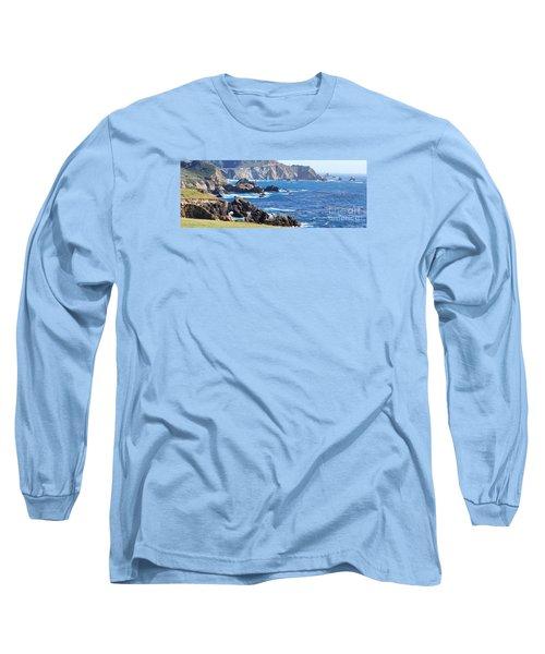 Rocky Creek Bridge Long Sleeve T-Shirt