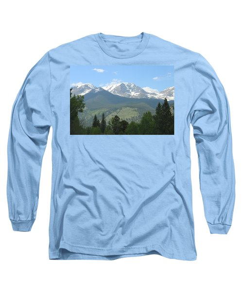 Rocky Mountain National Park - 2 Long Sleeve T-Shirt