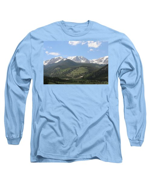 Rocky Mountain National Park - 3  Long Sleeve T-Shirt