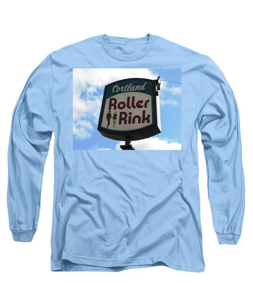 Roller Rink Long Sleeve T-Shirt