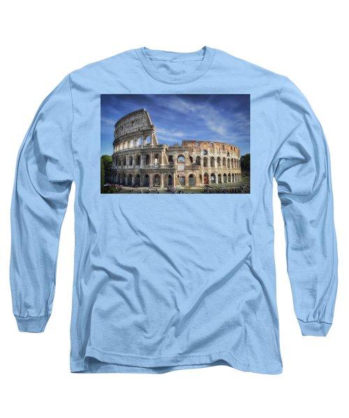 Roman Icon Long Sleeve T-Shirt