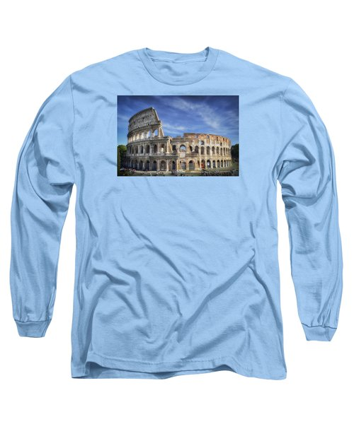 Roman Icon Long Sleeve T-Shirt