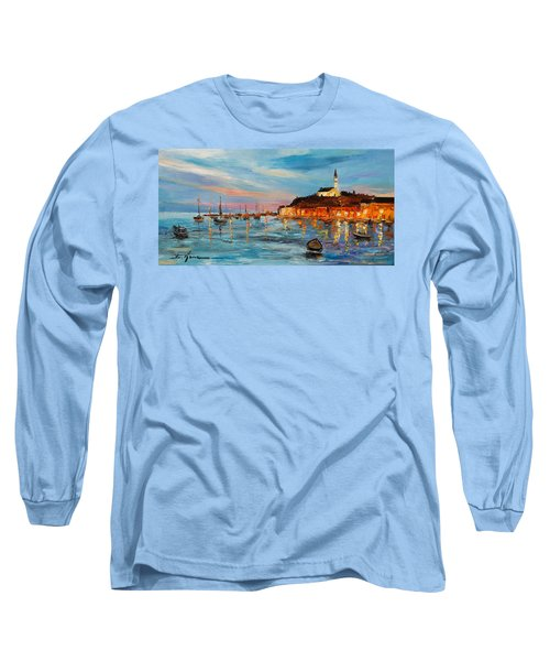 Rovanij Harbour Long Sleeve T-Shirt