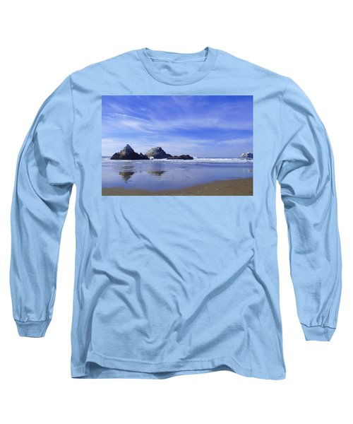 Rugged Reflections Long Sleeve T-Shirt