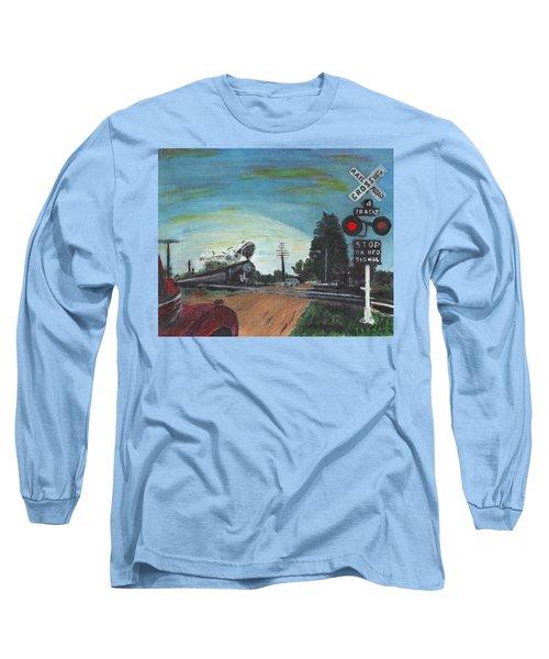 Rural America Long Sleeve T-Shirt