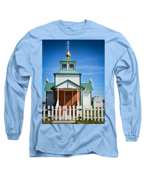 Russian Orthodox Church Long Sleeve T-Shirt