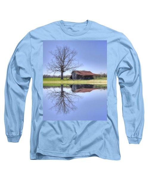 Rustic Barn Long Sleeve T-Shirt