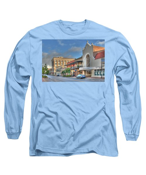 Saenger Theater Long Sleeve T-Shirt