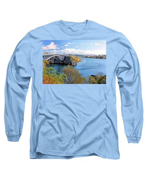 Long Sleeve T-Shirt featuring the photograph Saint John by Kristin Elmquist
