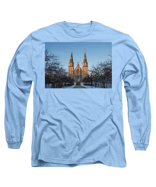 Saint Thomas Of Villanova Long Sleeve T-Shirt