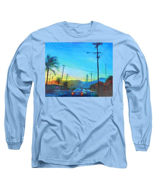 San Gabriel Rush Long Sleeve T-Shirt