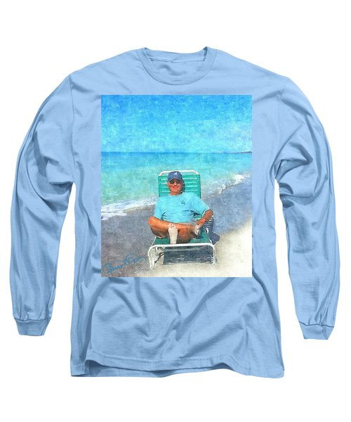 Sand Between Your Toes Long Sleeve T-Shirt