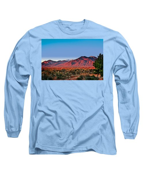 Sangre De Cristos Xxxi Long Sleeve T-Shirt