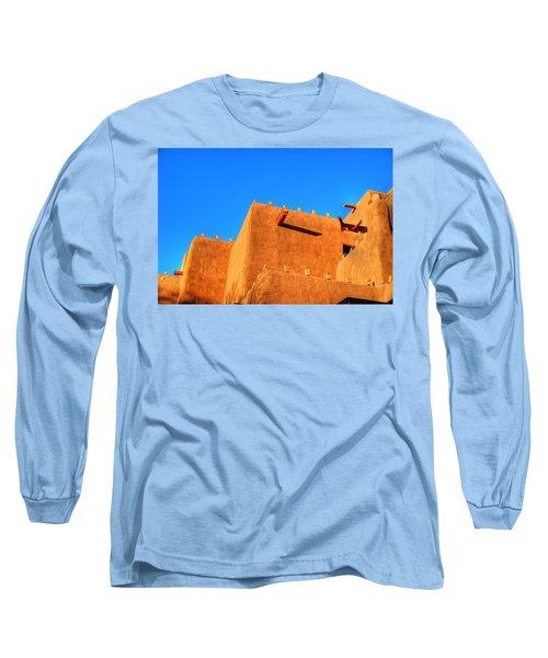 Santa Fe Adobe Long Sleeve T-Shirt