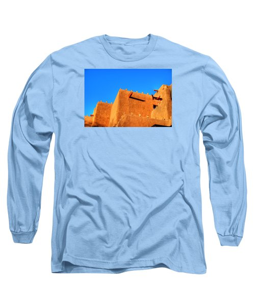 Santa Fe Adobe Long Sleeve T-Shirt
