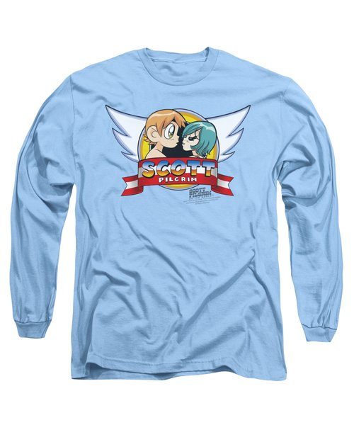 Scott Pilgrim - Sonic Scott Long Sleeve T-Shirt