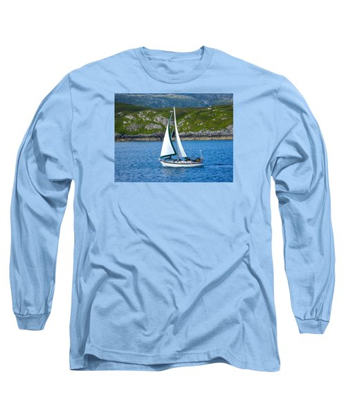 Scottish Sails Long Sleeve T-Shirt