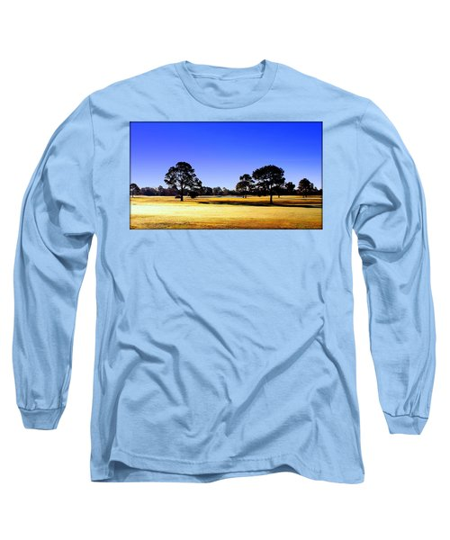 Long Sleeve T-Shirt featuring the photograph Serendipity by Faith Williams