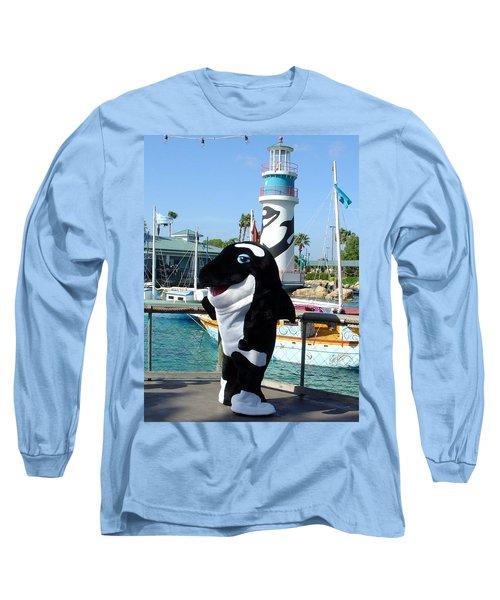 Shamu Long Sleeve T-Shirt